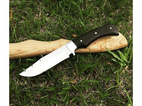 Нож Сурок  (сталь Х12МФ, рукоять граб)