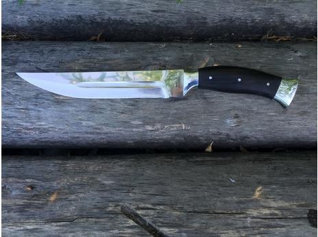 Нож Пластун (сталь х12мф, рукоять граб)