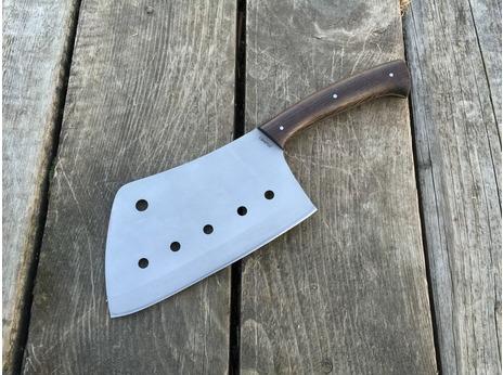 Тяпка 2 (сталь 65Х13, рукоять венге)
