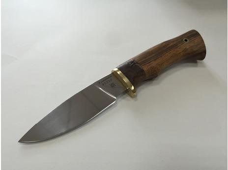 Нож Сурок (сталь 95Х18, рукоять орех)