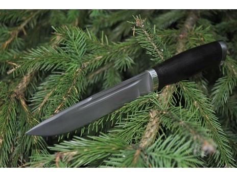 Нож Гусар (сталь XВ5, рукоять граб)