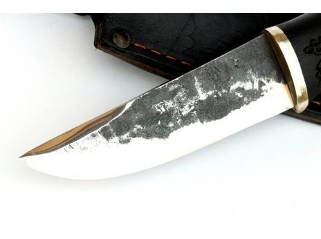 Нож Егерь (сталь Х12МФ ручная ковка, рукоять граб)