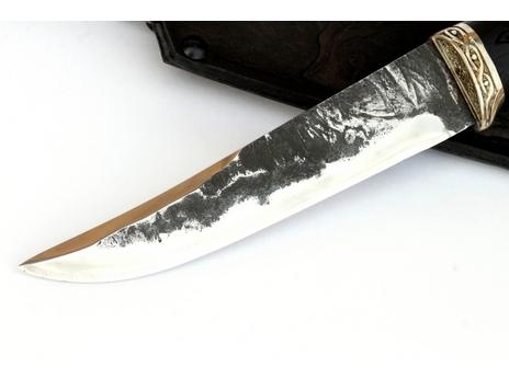 Нож Лань (сталь Х12МФ ручная ковка, рукоять граб)