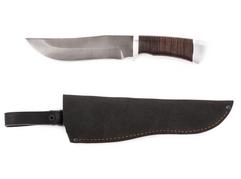 Нож Бухарский(сталь Х12МФ,  рукоять кожа)