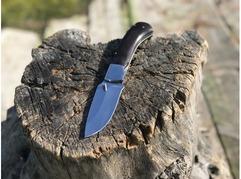 Складной нож Енот (сталь  Х12МФ, дерево граб)