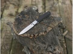 Складной нож Бобр (сталь 95Х18, граб)