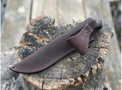 Нож Лиса (сталь Х12МФ, рукоять венге)