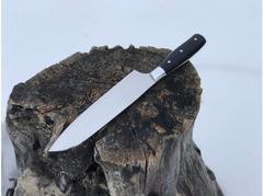 Нож Шеф (сталь 95Х18, рукоять граб)