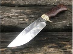 Нож Таежный (сталь 95Х18, рукоять венге)