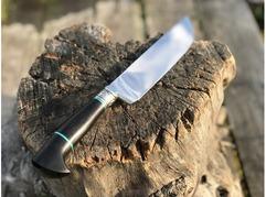 Нож Бахарман (сталь 95Х18, рукоять граб)