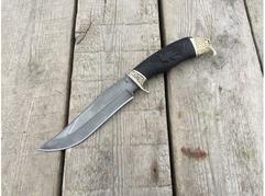 Нож Бухарский (сталь ХВ5, рукоять граб)
