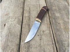 Нож Сурок  (сталь 95Х18, рукоять венге)