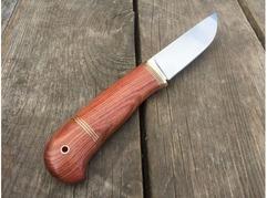 Нож Сурок  (сталь Х12мф, рукоять  палисандр)