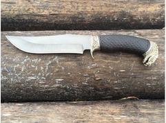 Нож Бухарский (сталь Х12МФ, рукоять граб)