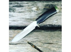 Нож Сурок(дамаск, рукоять граб)