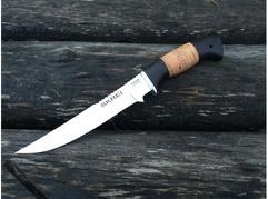 Нож Скрэй (сталь 95Х18, рукоять граб, береста)