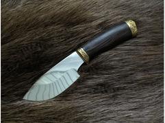 Нож Пласт (сталь 95Х18, рукоять граб)