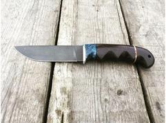 Нож Егерь (Х12МФ, рукоять акрил, венге)