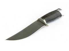 Нож Лань (сталь Х12МФ, рукоять кожа)
